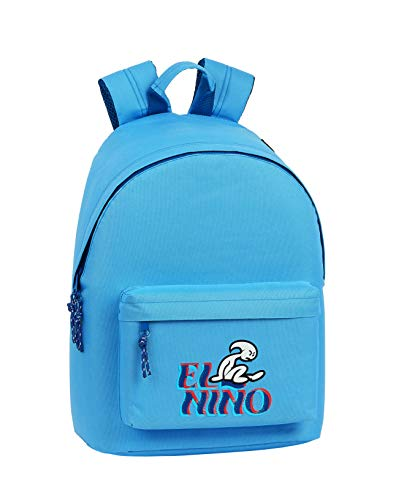 """Safta -Minnie Mouse""""Blogger"""" Oficial Mini Mochila Uso Diario 220x100x390mm"""