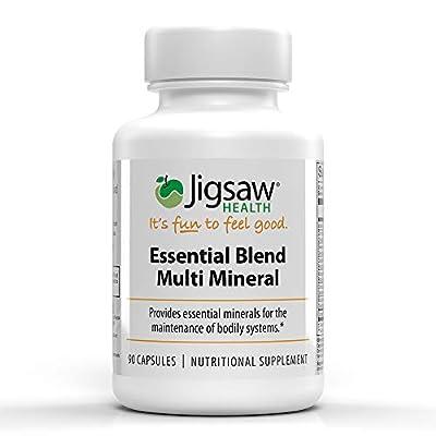 Jigsaw Health Multi Mineral Essential Blend, 90 Capsules