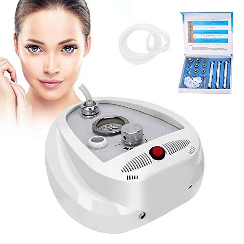 Máquina de microdermoabrasión de diamante 3 en 1 para rostro,equipo de microdermoabrasión de dermoabrasión profesional uso en salones,máquina rejuvenecimiento la piel limpieza facial(Enchufe UE)
