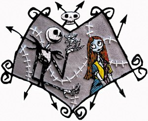 Best jack skellington patches sew for 2021