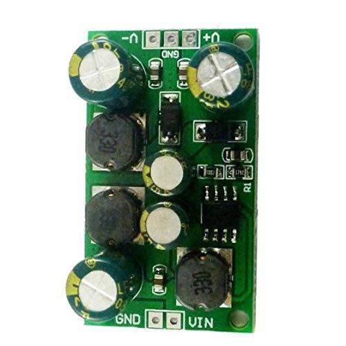 Módulo convertidor DC-DC Boost Paso Arriba Abajo convertidor de 3-24VDC de entrada del regulador de voltaje de la cámara de la impresora 3D ventiladores de ordenador GreenGood ayudante de Industria