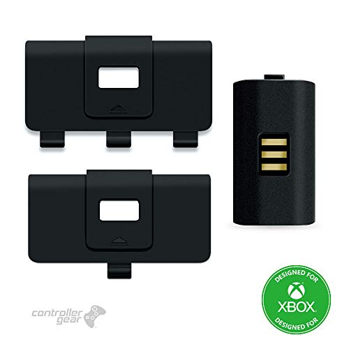 Controller Gear Universal Replacement Battery Pack for Xbox Series X|S, Xbox One, Rechargeable -...