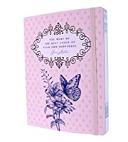 Jane Austen: Best Judge of Your Own Happiness Softcover Notebook