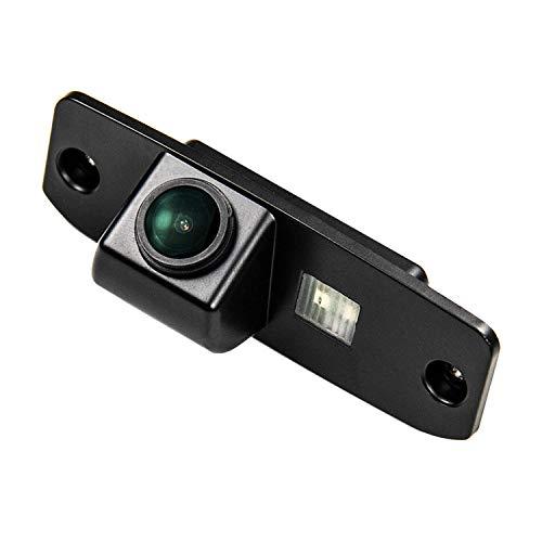 HD Caméra de Recul Voiture en Couleur Kit Caméra vue arrière de voiture Vision Nocturne pour Hyundai Accentt/Tucson/Terracan/Kia Carens/Opirus/Sorento Kia Carens/Borrego/Sportage R CEED Mohave