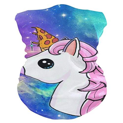 NA Bandeau pour Le Visage, Bandeau Magique Uni-Corn Rainbow Magic de Galaxy, Bandeau Anti-Transpiration 12-en-1 pour Adulte Unisexe, 25X50Cm