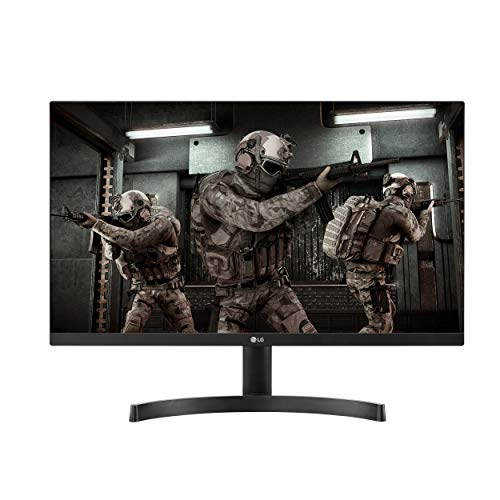 Monitor Gamer LG LED 23.8´, Full HD, IPS, 2 HDMI, FreeSync, 1ms - 24ML600M