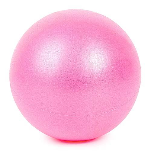 Lixada Gymnastikball Yoga Ball 25cm Anti Burst-Ball mit Starker Stabilität Mini Pilates Physical Ball