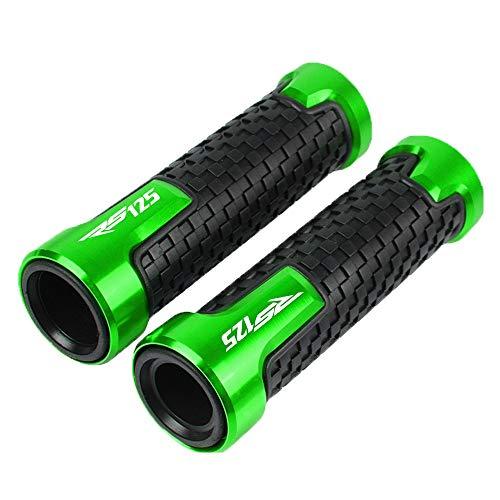 para Aprilia RS125 RS 125 2006-2010 Accesorios para Motocicletas Puertas de Embrague de Freno Corto Abrigos de Manillar Manillar Conjunto de Palanca de Embrague y Freno (Color : Verde)