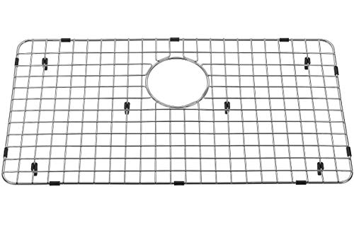 "Starstar Sinks Protector Top Quality Stainless Steel Kitchen Sink Bottom Grid, Rack (27.1/2""x 15.11/16"" x 1"")"