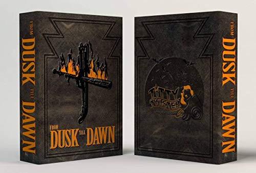 From Dusk till Dawn Uncut Trilogy 3 Mediabooks in einer Lederbox aus Lederimitat - Limitiert und nummeriert auf 666 Stück - DVD - Blu-ray