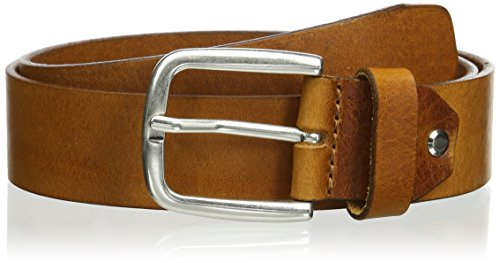 Lee - Ceinture - Homme Marron Brown (Dark Cognac) - 95