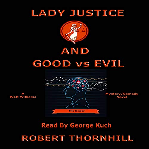 Lady Justice and Good vs Evil Titelbild