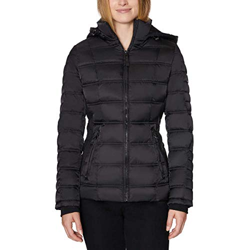 Nautica Ladies Puffer Jacket (L, Black)