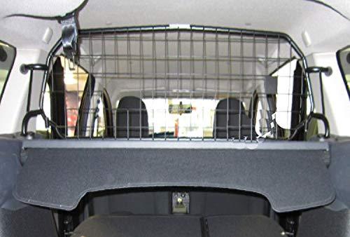 Kleinmetall Masterline passgenaues Trenngitter Hundegitter Gepäckgitter für Dacia Logan MCV II (2. Generation)