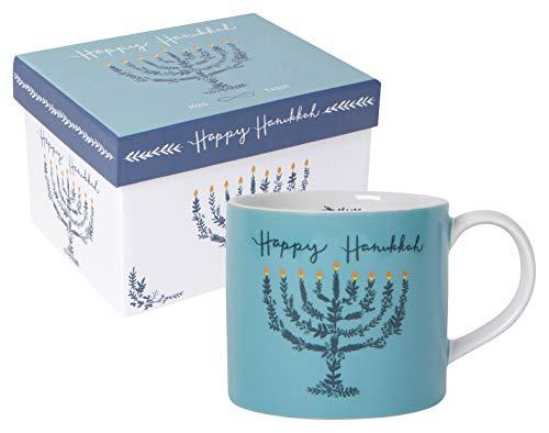 Now Designs box Happy Hanukkah Coffee Mugs