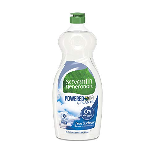 Seventh Generation Liquid Dish Soap