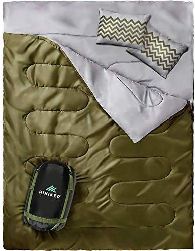 Top 10 Best queen sleeping bag Reviews
