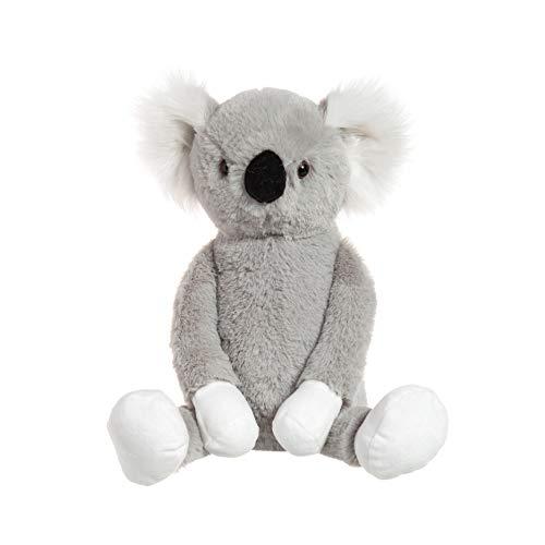 Apricot Lamb-Juguetes Peluche de Koala Gris con Manos Blancas Animal de Peluche Suave,Ideal para niños de 3 años o más y Adultos(Koala Gris con Manos Blancas,23cm)