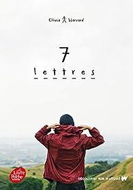 7 lettres par Olivia Harvard
