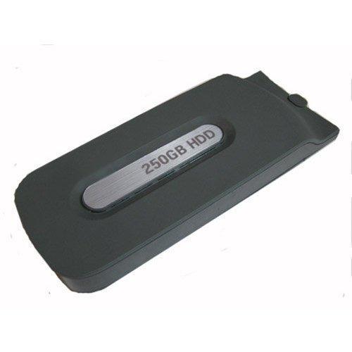 Xbox 360 - Hard Drive 250GB Festplatte (nicht für Slim Konsole geeignet)