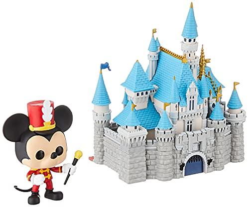 Funko Pop Town: Disney 65th- Castle w/ Mickey Standard
