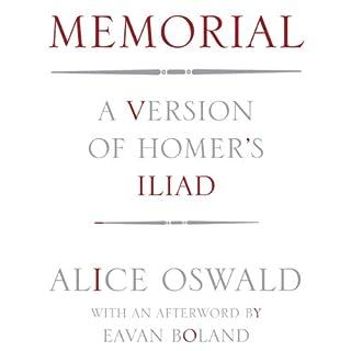 Memorial audiobook cover art