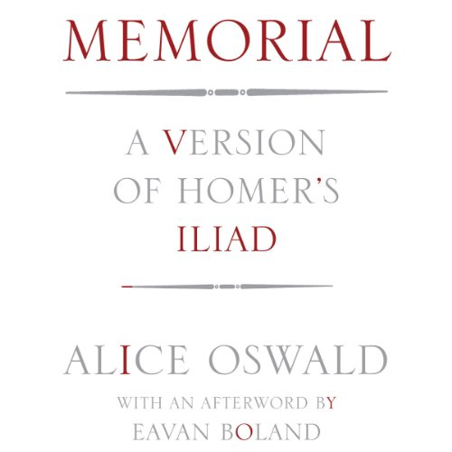Memorial audiobook cover art