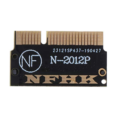 ANBLE M.2 NGFF M Key SSD to Compatible for MacBook Pro Retina 2012 A1398 A1425 Adapter Converter Card