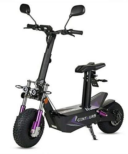 Virtuemart Patinete Scooter eléctrico matriculable homologado Ecoxtrem de 2000w 45-50 km/h Centauro...