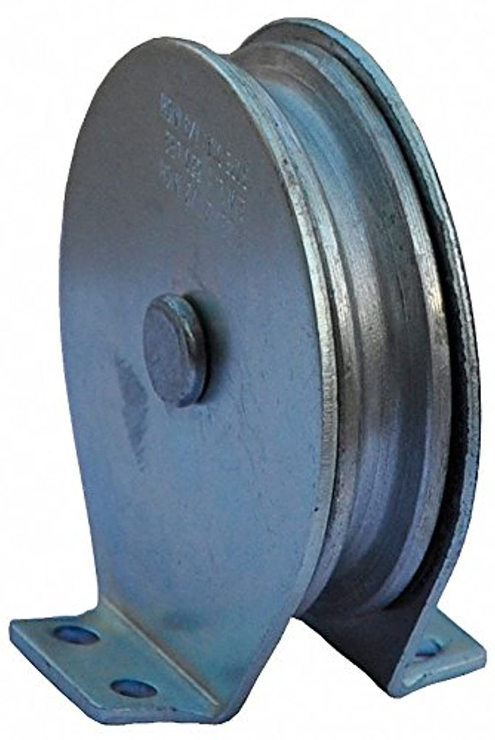 Pulley Block, Wire Rope, 525 lb Load Cap.