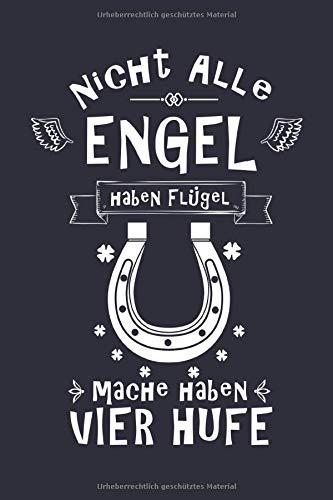 Pferde Notizbuch: Perfektes Notizbuch für alle Reiterinnen und Pferde Liebhaber