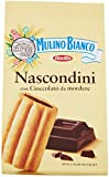 Mulino Bianco 6X Nascondini Biscuits Cookies with Cacao Centre 330g