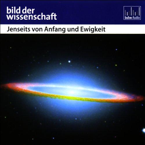 Jenseits von Anfang und Ewigkeit - Bild der Wissenschaft audiobook cover art