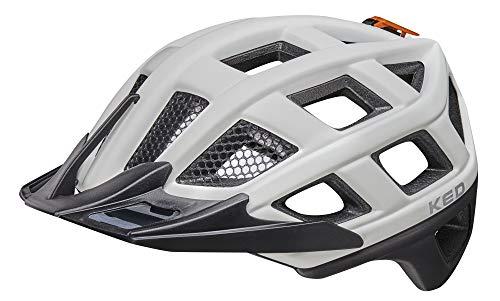 KED Crom L - Casco para bicicleta (57-62 cm, incluye cinta de...