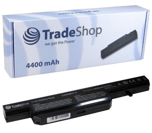 Hochleistungs Li-Ion Qualitäts Akku 10,8V/11,1 4400mAh für TERRA MOBILE 1511 Gigabyte Q1732 Hi-Grade Model C5101 Pcspecialist Optimus II ViewSonic VNB142 Xirios B401 B512 E7130