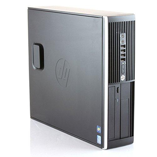 Infocomputer HP Elite 8300 - Ordenador de sobremesa (Intel Core i5-3470, 8GB de RAM, Disco SSD de 240GB, Lector DVD, Windows 10 Pro ES 64) - Negro