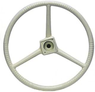 All States Ag Parts Steering Wheel - Cream Allis Chalmers D17 D10 D15 I600 D19 D12 D14 D21 70233851 Gleaner E3 E C F K A2 70233851