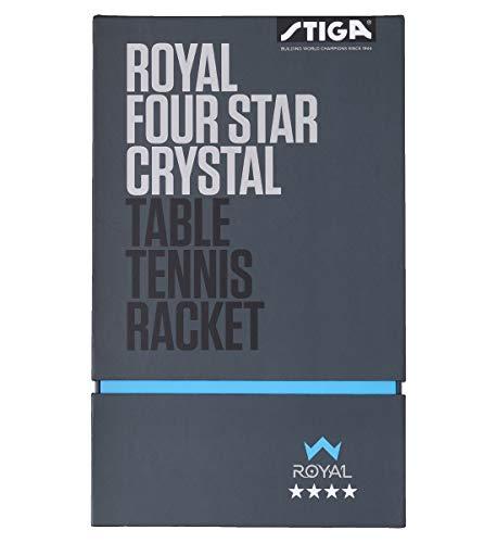 Buy Bargain Stiga Royal 4-Star Crystal
