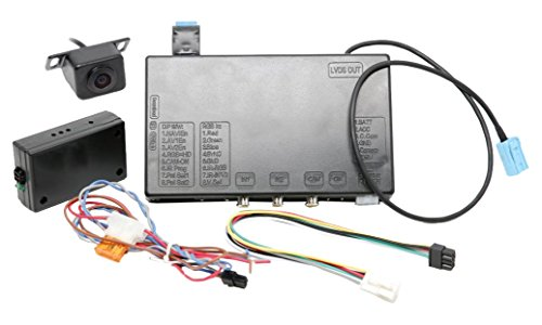 """AIE - Rear Camera Interface Kit for (2013-17 select models) of CHEVROLET w/ 7"""" MYLINK LCD Radio Display w/Lip Mount Camera"""