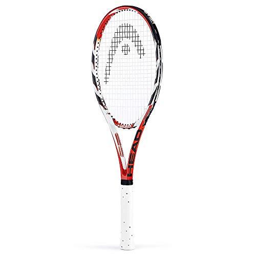 Head MicroGel Radical MP Raqueta de Tenis – Raqueta Intermedia para Adultos de 27 Pulgadas – 4 1/2 Agarre