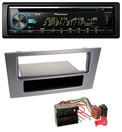 Pioneer DEH-X7800DAB DAB MP3 CD USB Bluetooth Autoradio für Ford Mondeo 03-07 OEM-Visteon-Sony Radios