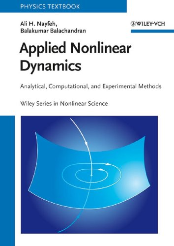Compare Textbook Prices for Applied Nonlinear Dynamics: Analytical, Computational, and Experimental Methods 1 Edition ISBN 9780471593485 by Nayfeh, Ali H.,Balachandran, Balakumar