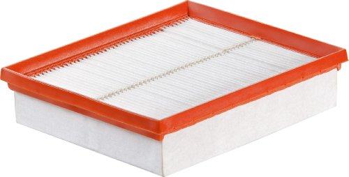 Festool Hauptfilter HF-CT 26/36/48 Herstellernr. 496170, Schwarz/Grün