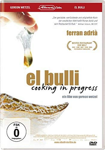 El Bulli - Cooking in Progress (OmU)