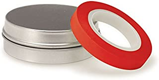 """Surgical Instrument Identification Marking Tape Roll 200""""L x 0.25""""W Red"""