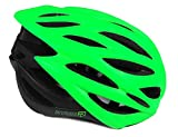 Casco Race - Verde Fluor, M/L 58-61 CM
