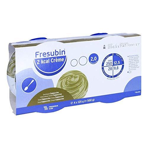 fresubin 2 kcal creme cappuccino im becher 4X125 g