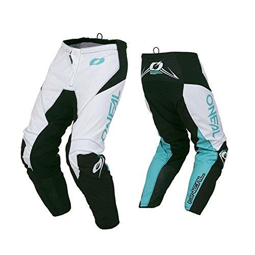 O'Neal Heren Element Racewear Broek (Blauw, Maat 28) 38 Kleur: wit
