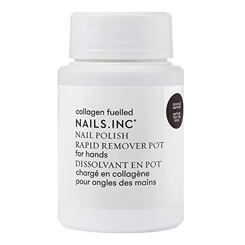 Express-Nagellackentferner Powered by Collagen von Nails Inc