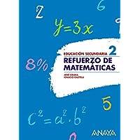 Refuerzo de Matemáticas 2. Educación Secundaria